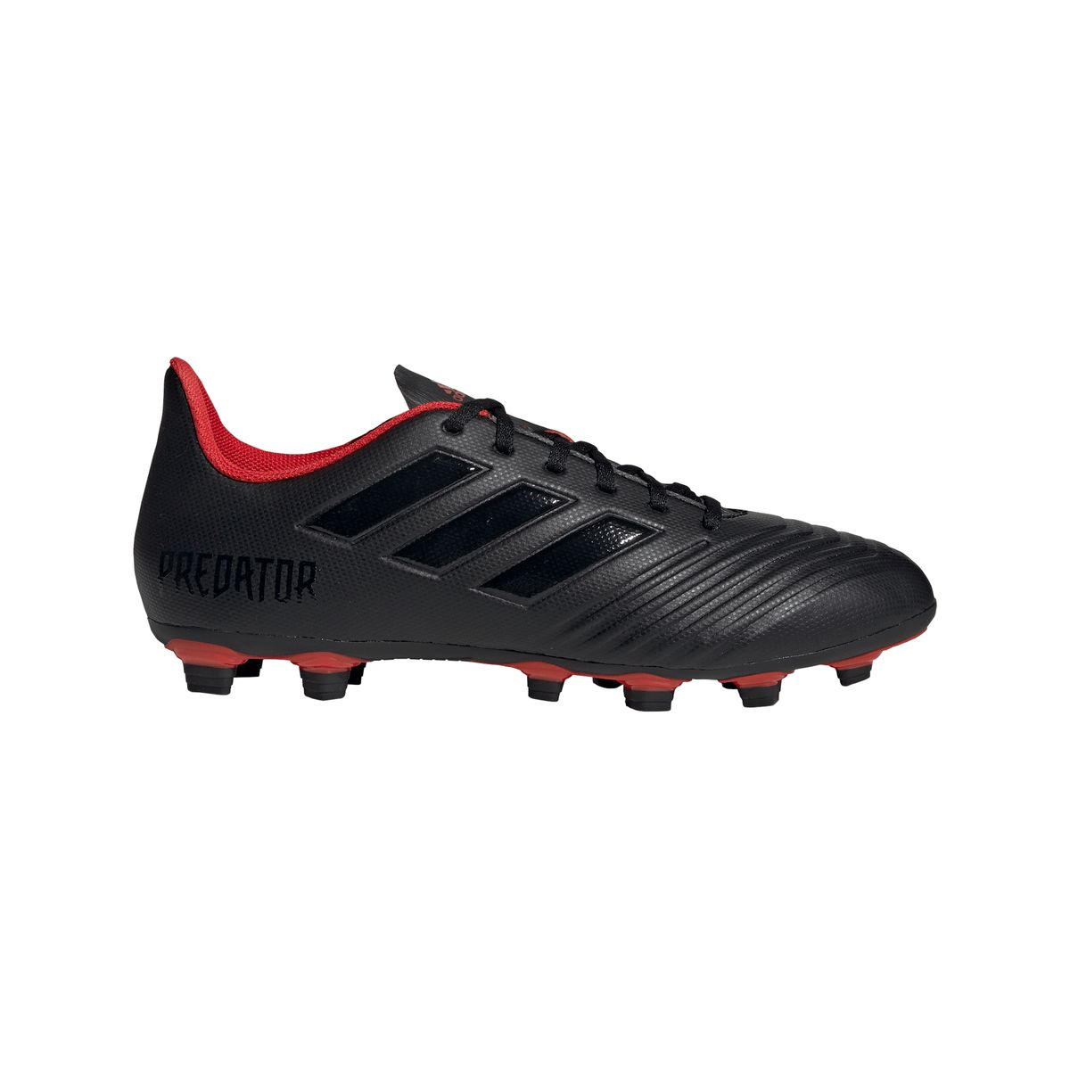 adidas Predator 19.4 Mens Flexible Ground Soccer Cleat
