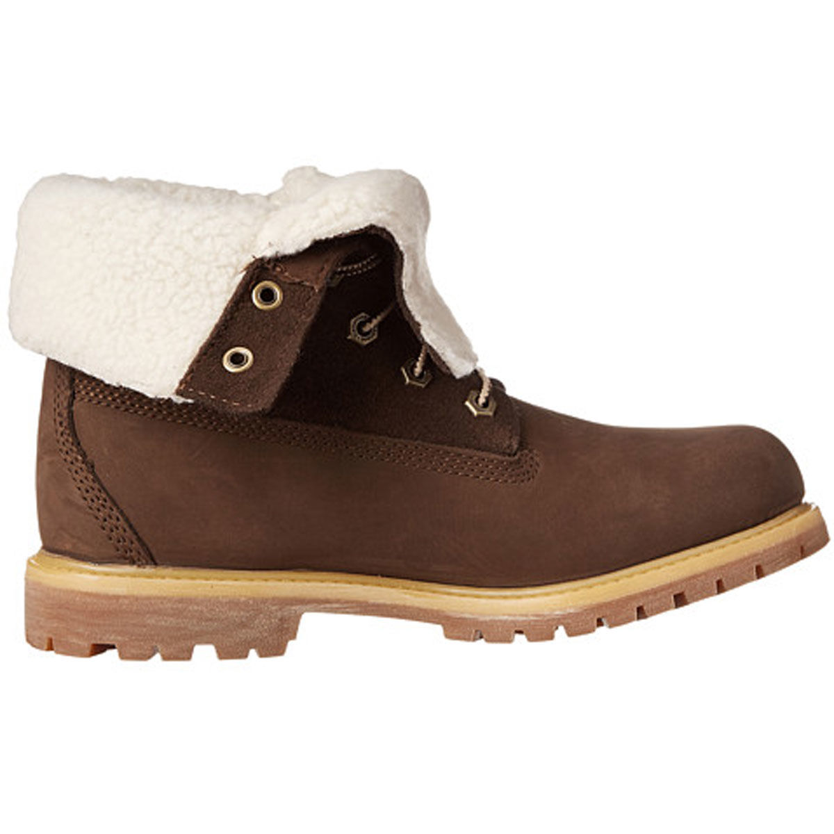 Timberland Authentic Fold Down Womens Boots