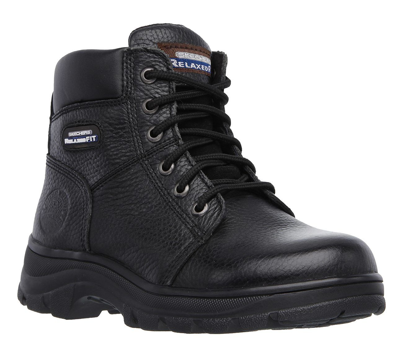 Skechers Womens Workshire Fitton Boot