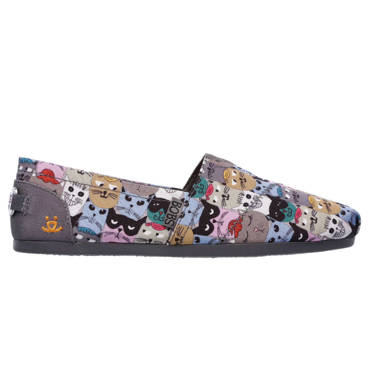 Skechers Bobs For Dogs Plush Scratch Party Womens Casual Shoe