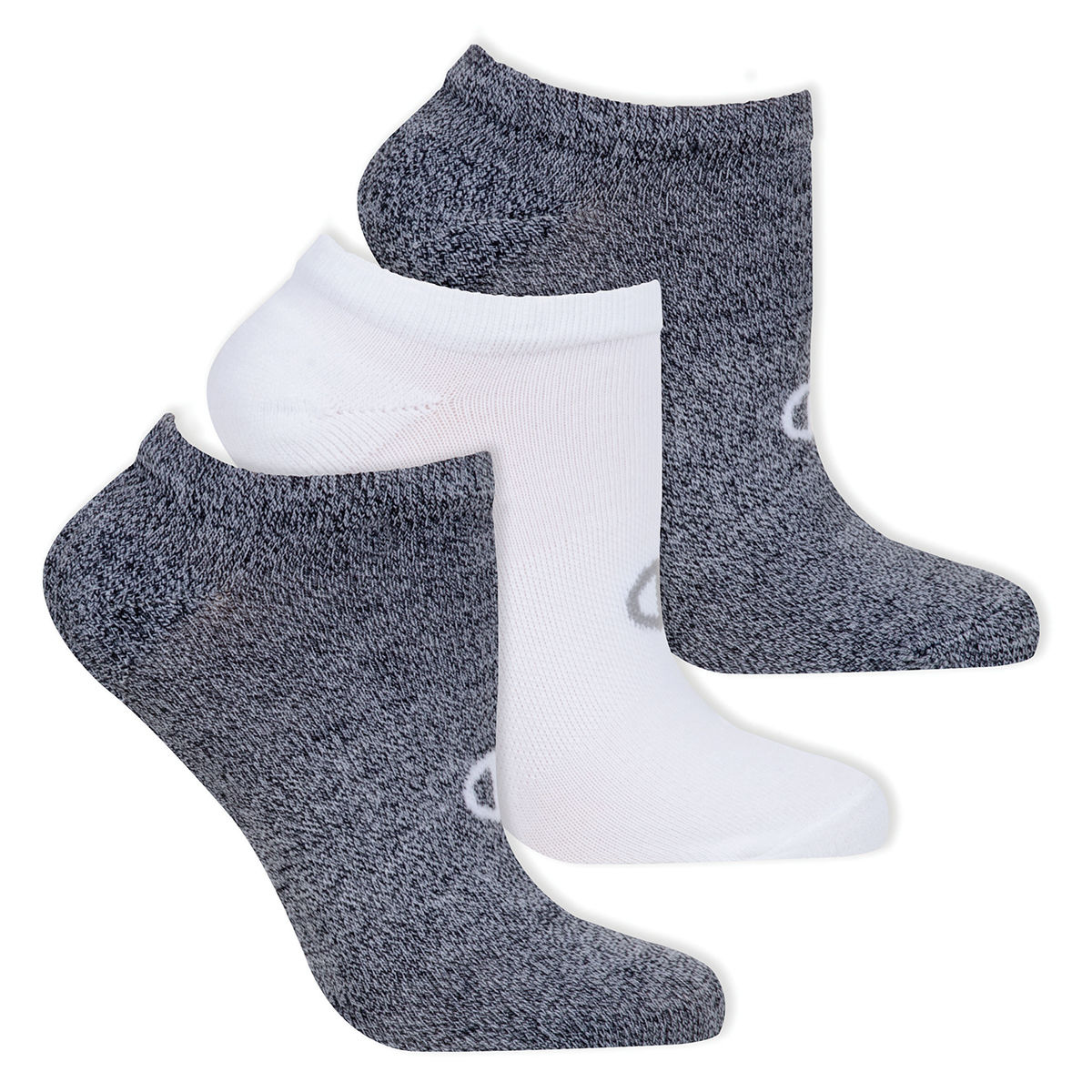 Champion No Show 3-Pack Womens Socks