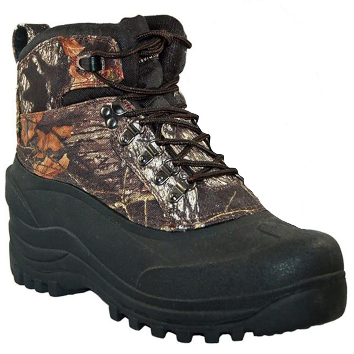 Itasca Ice Breaker Camo Mens Boot