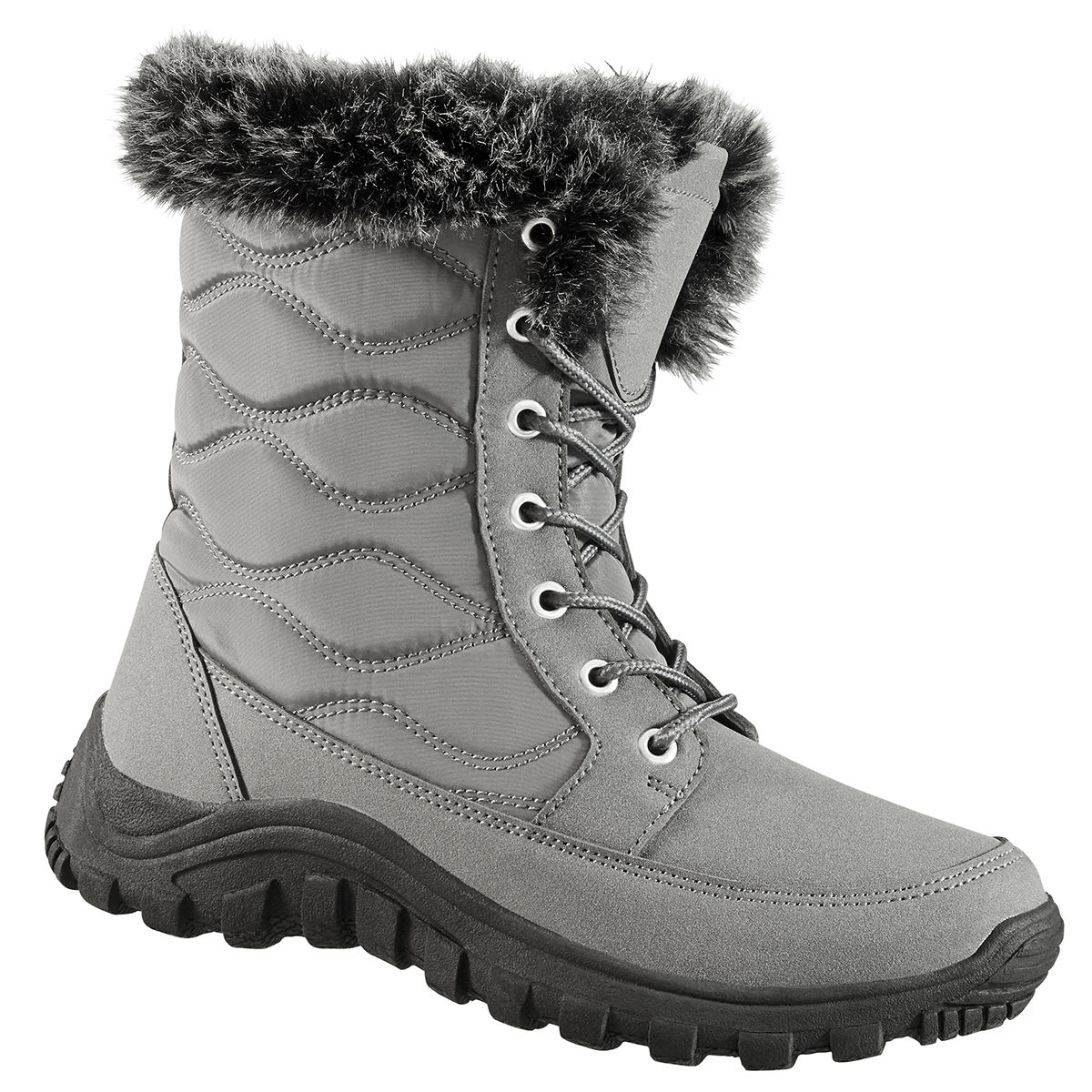 Smiths Womens Nylon Snowboot