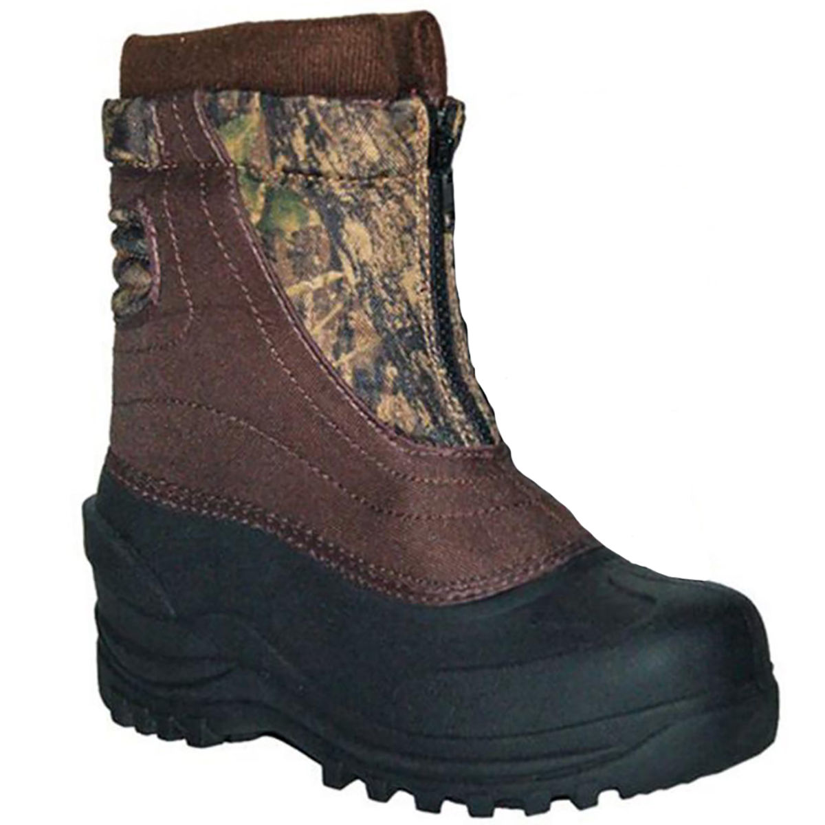 Itasca Snow Stomper Camo Kids Boot