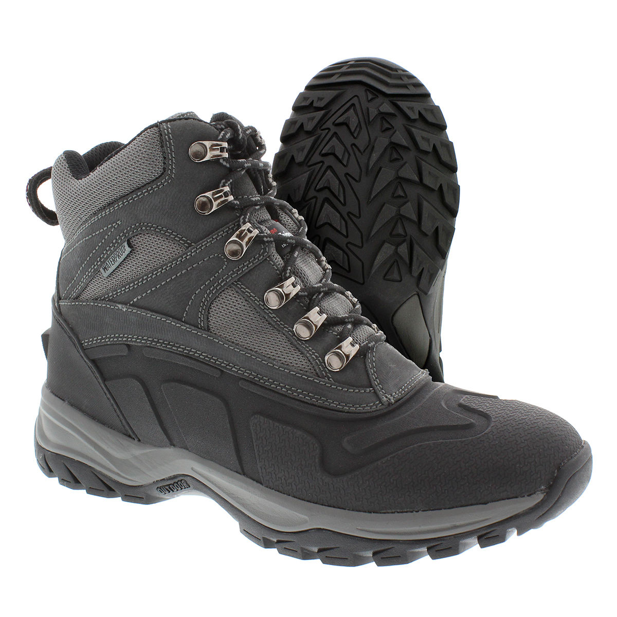 Itasca Mens Snow Shredder Boot