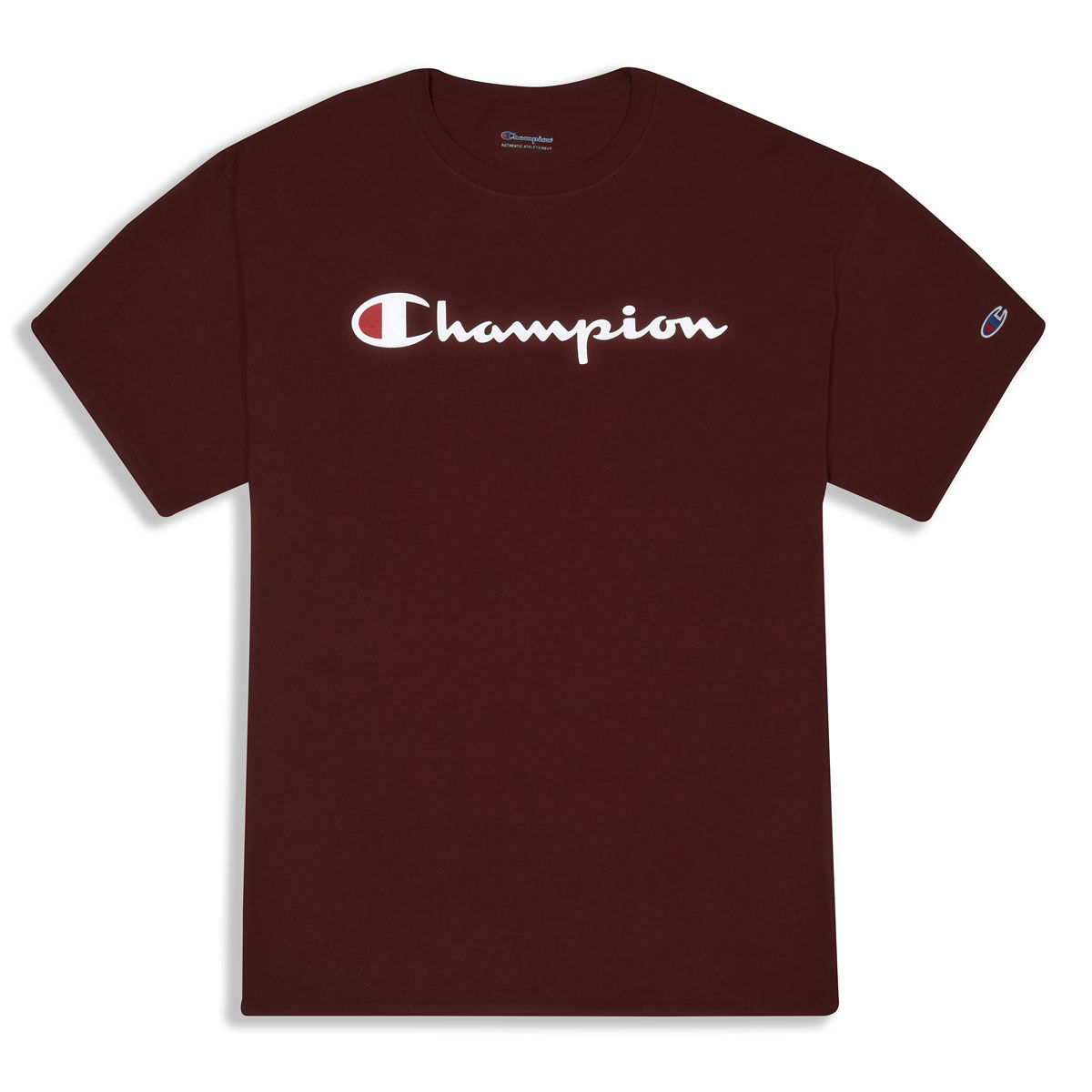 Champion Mens Big C Logo T-Shirt