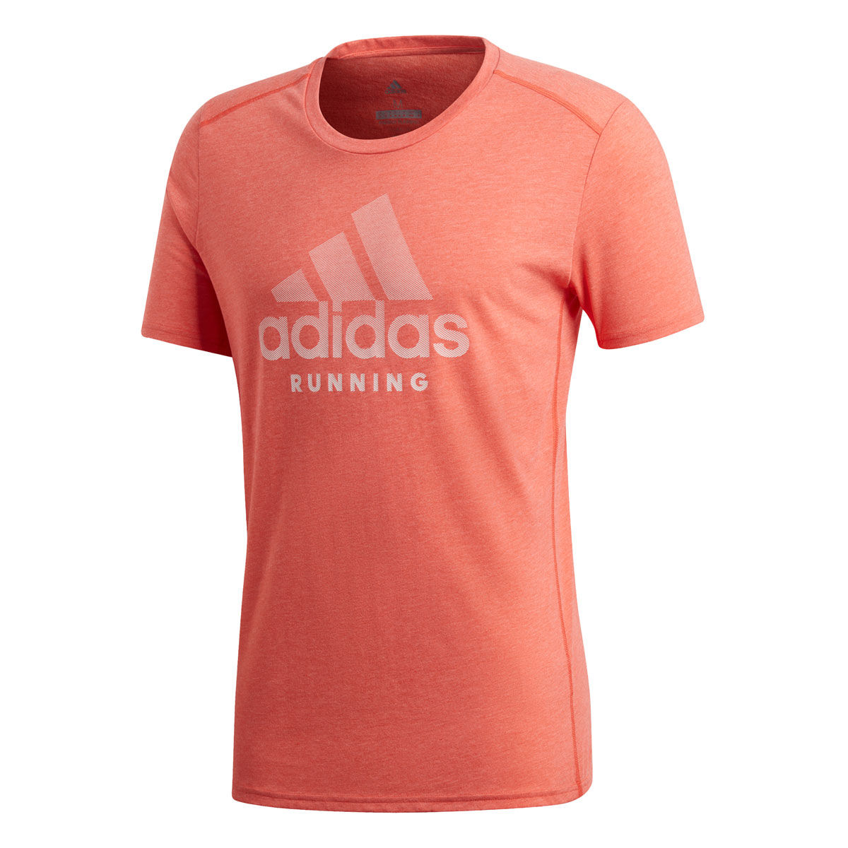 adidas Response Soft Mens Run Graphic T-Shirt