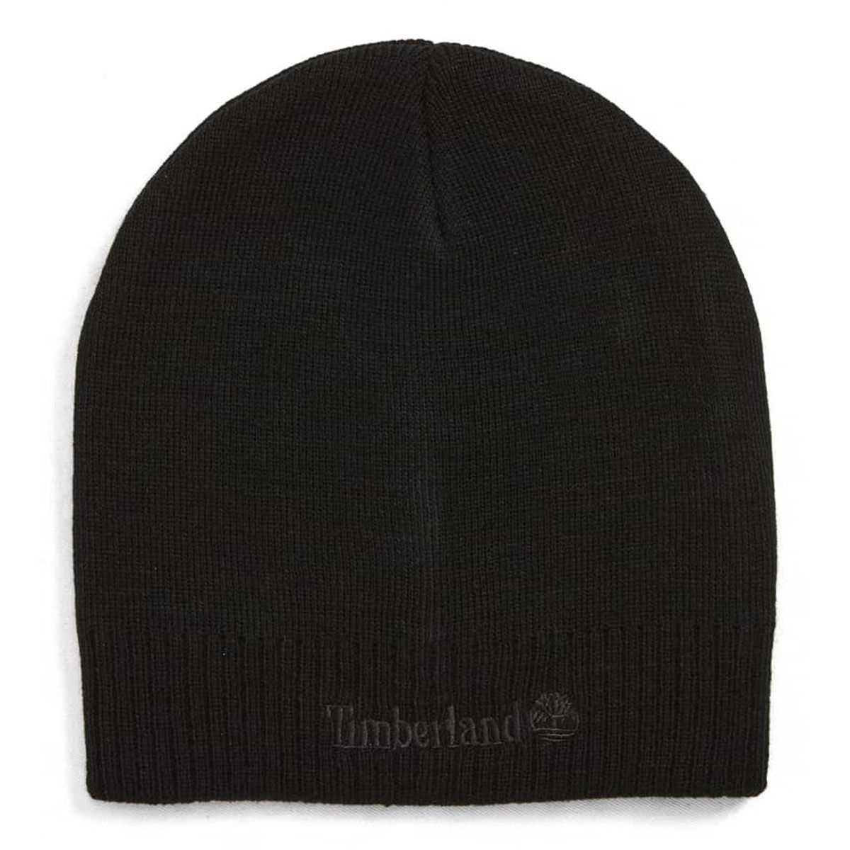 Timberland Acrylic Mens Knit Beanie