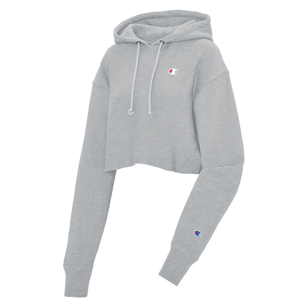 Champion C Life Womens Cropped Hoodie
