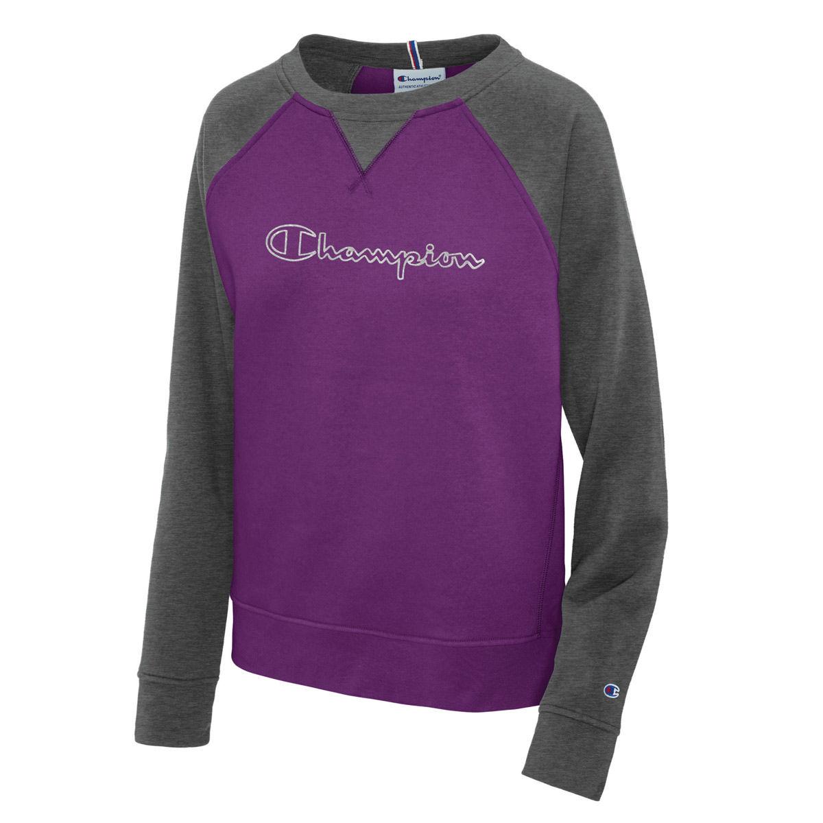 Champion Heritage Fleece Womens Crew Neck Sweatshirt