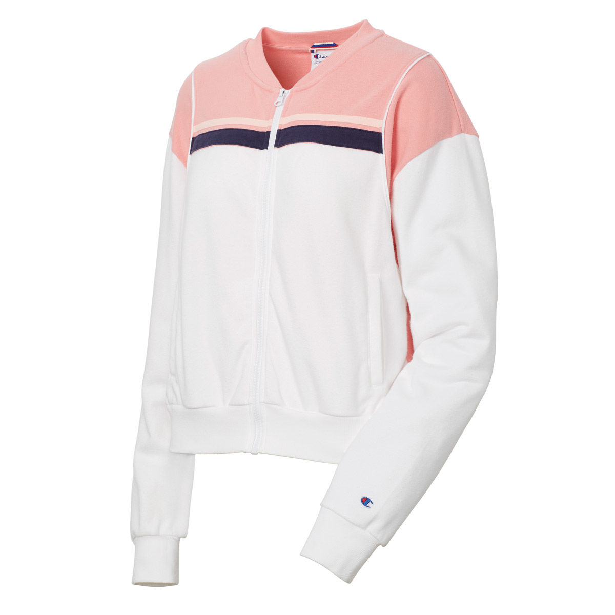 Champion Heritage Womens Warm-Up Jacket