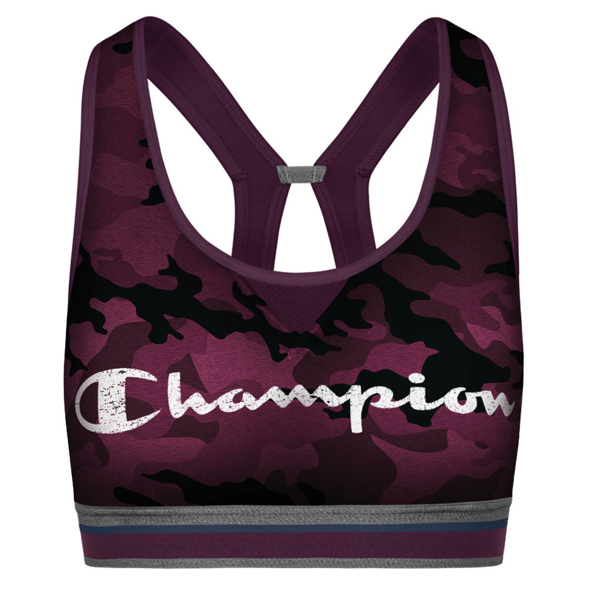 Champion Authentic Womens Cotton Sports Bra
