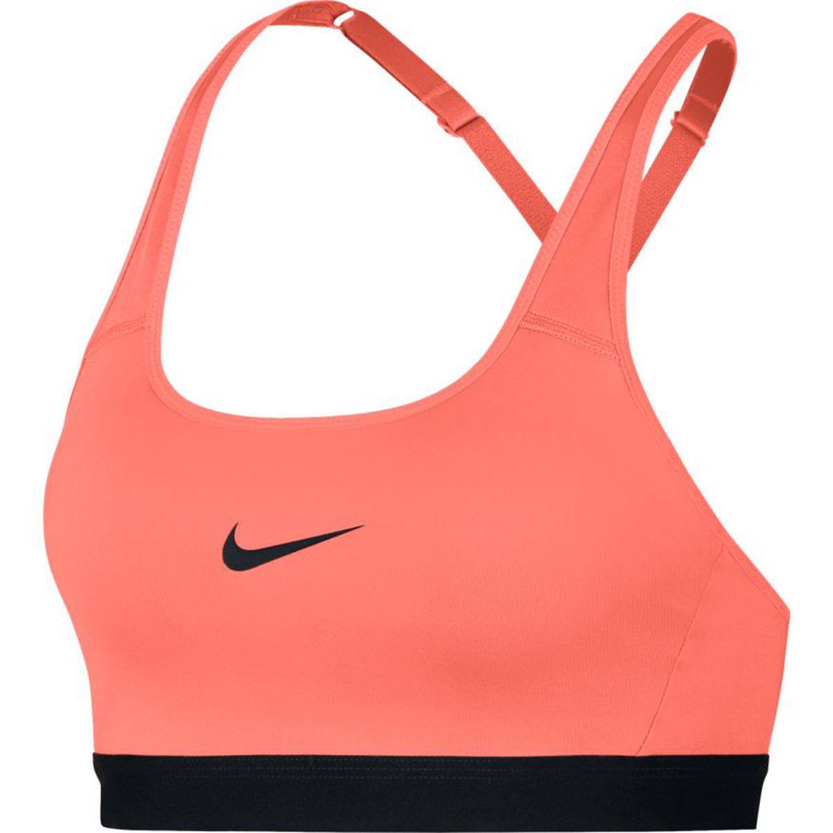 Nike Classic Strappy Womens Sports Bra