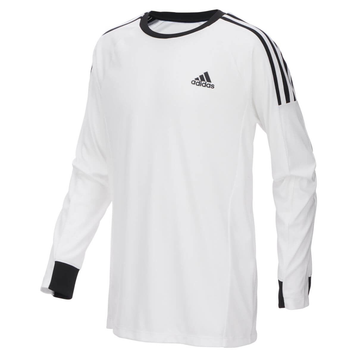 adidas Boys Long Sleeve Challenger T-Shirt