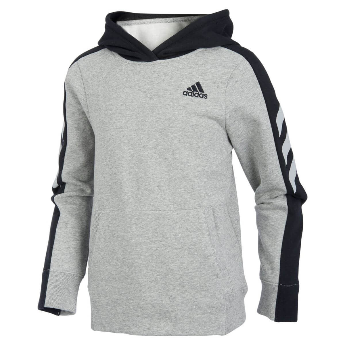 adidas Altitude Boys Heather Pullover Hoodie [MSRP: $45.00]
