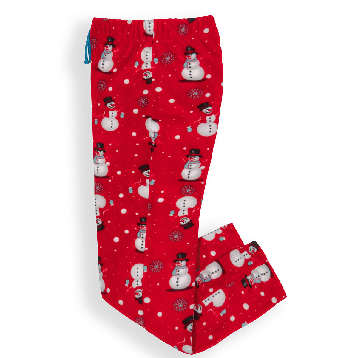Bottoms Out Youth Happy Snowmen Lounge Pant