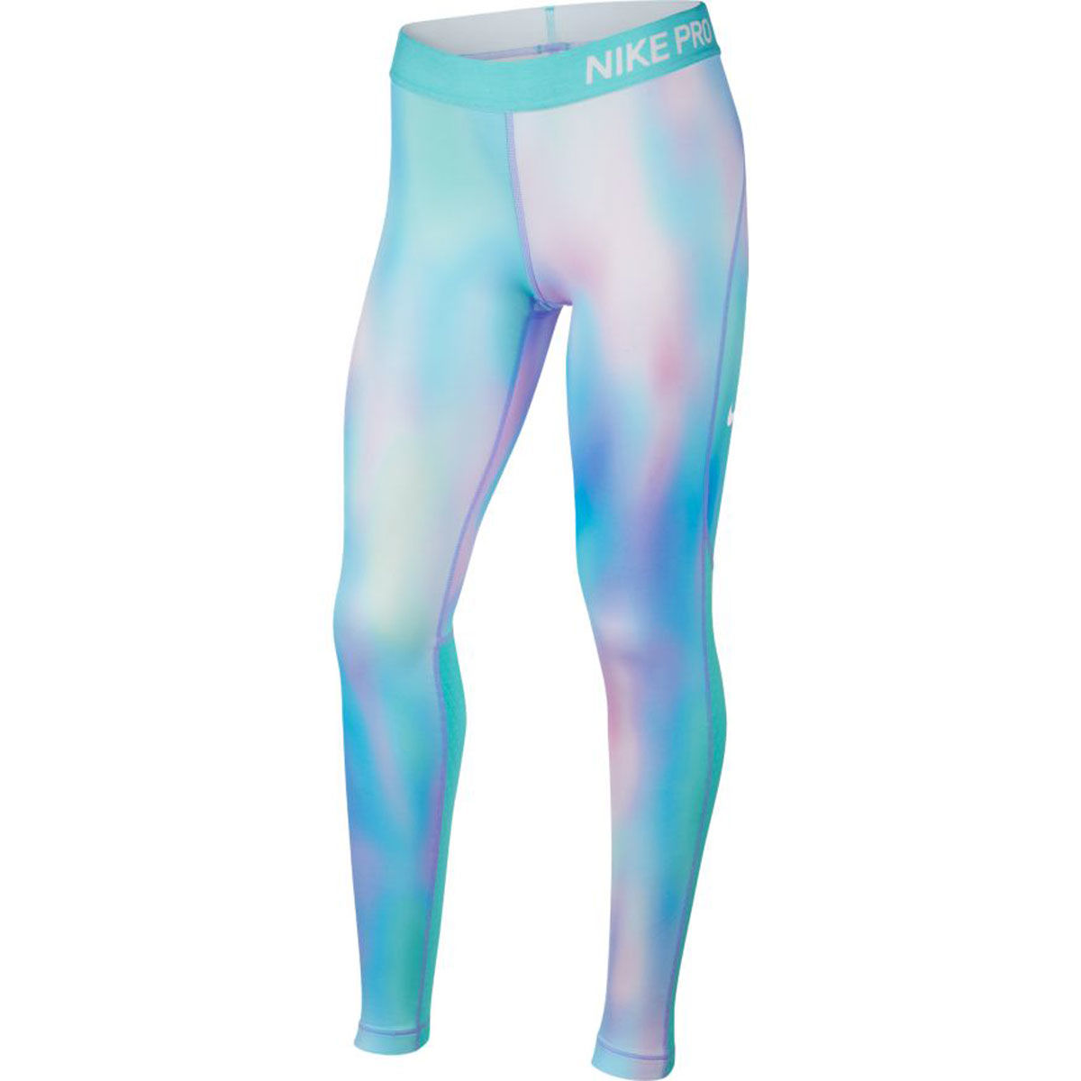 Nike Pro Warm Girls Printed Tights