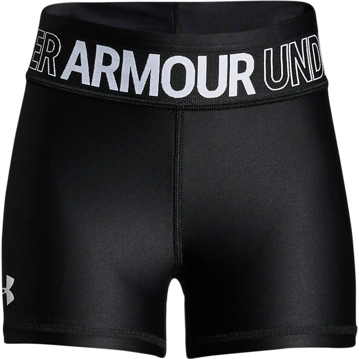 Under Armour HeatGear Girls 3 Inch Short
