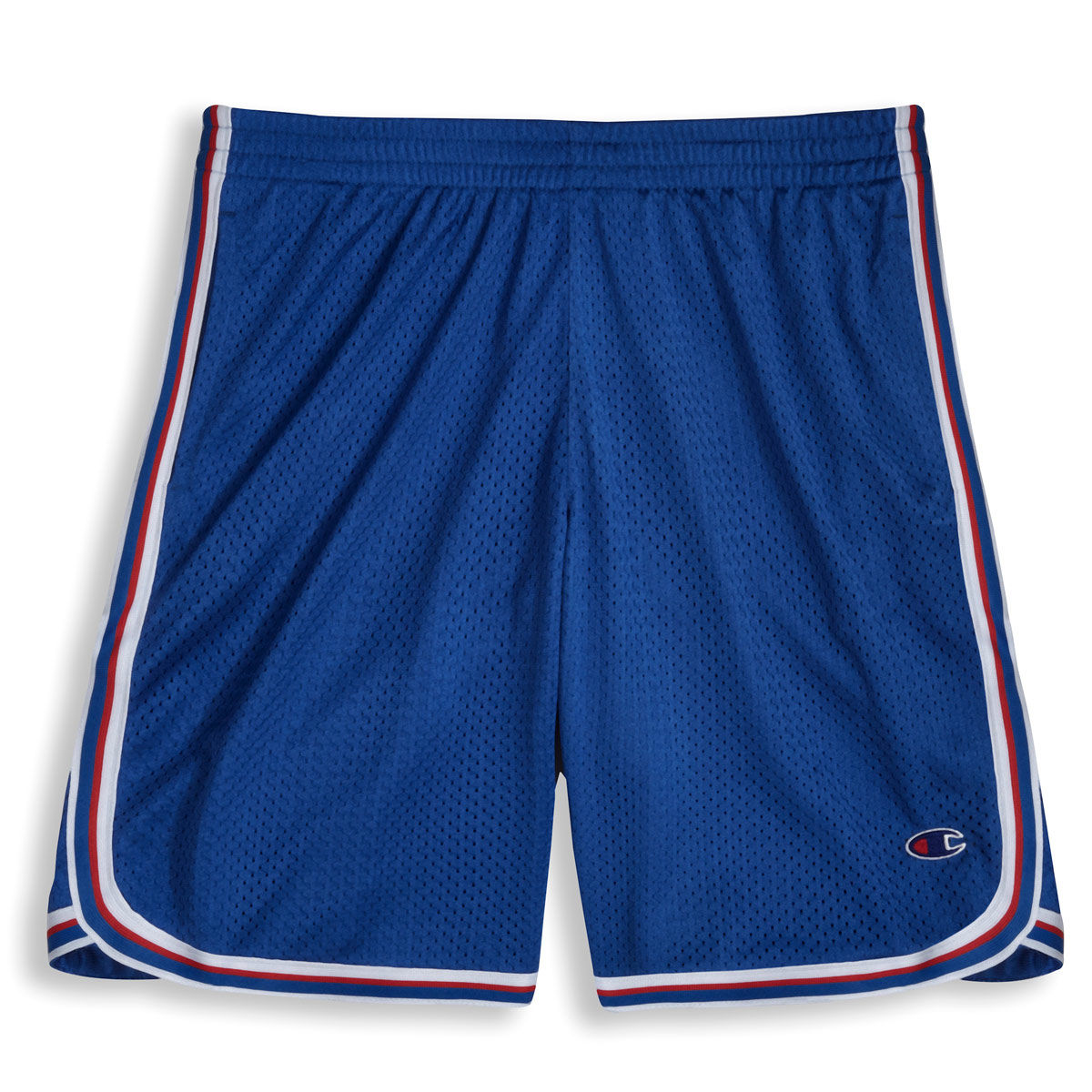 Champion Mesh Side Taped Boys Short