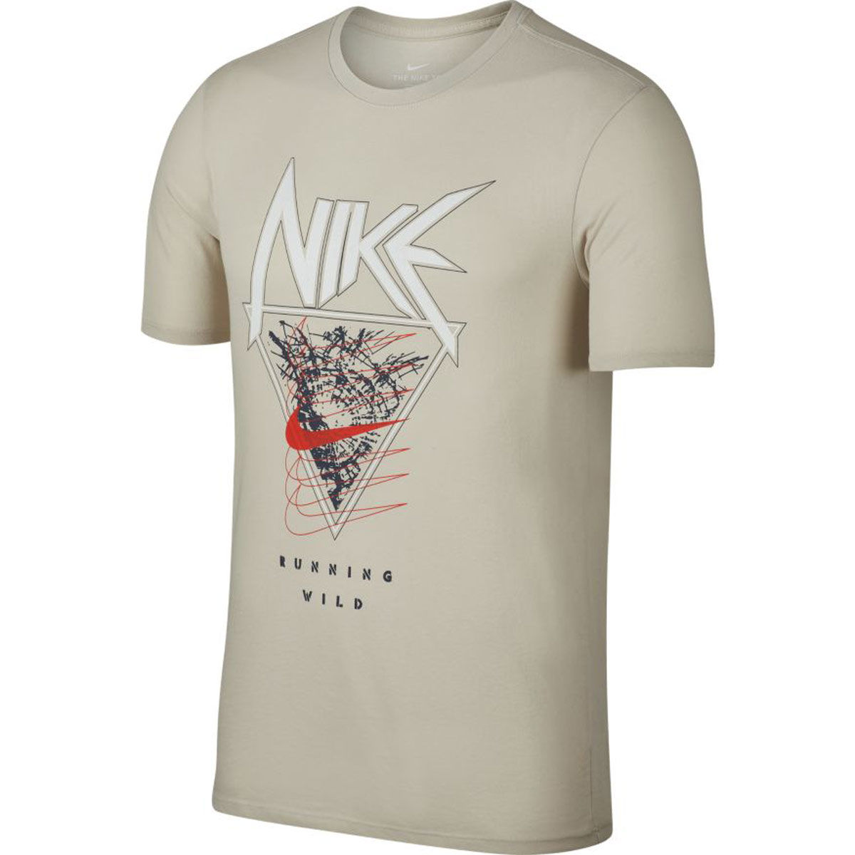 Nike Dry Mens Running T-Shirt