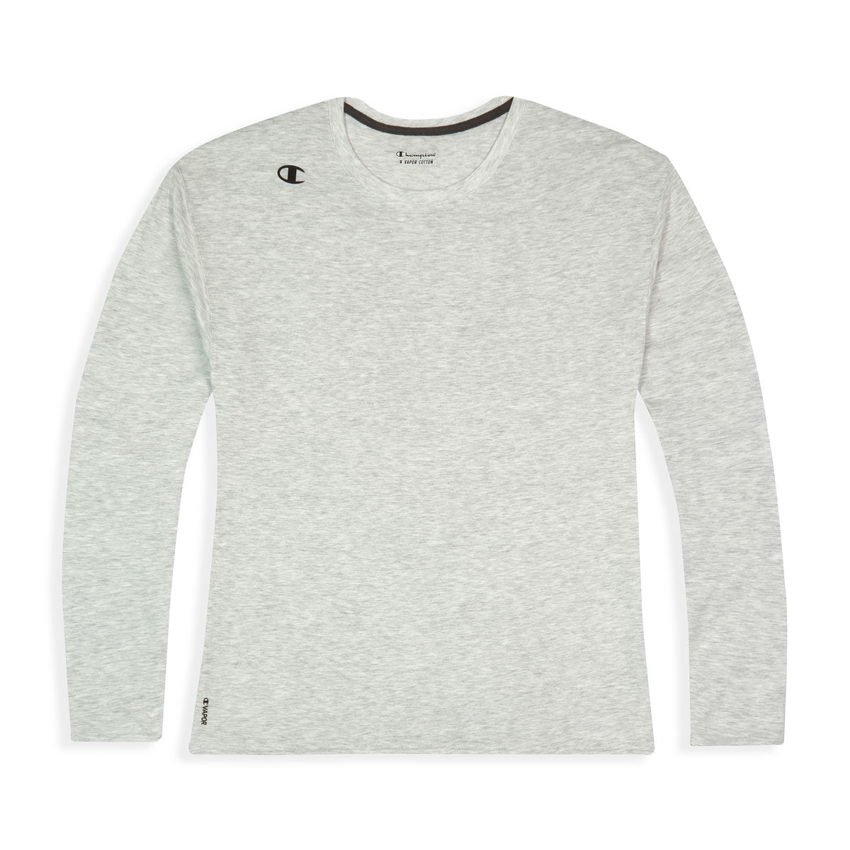Champion Vapor Mens Long Sleeve T-Shirt
