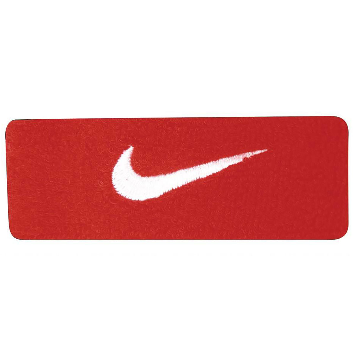 Nike Swoosh Bicep Bands Red 1 Pair