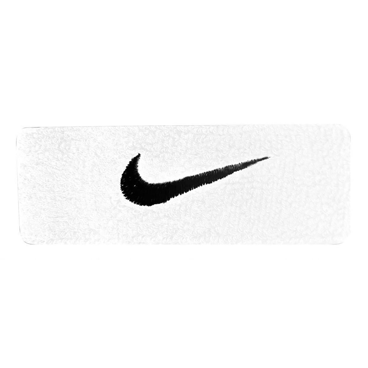 Nike Swoosh Bicep Bands White 1 Pair