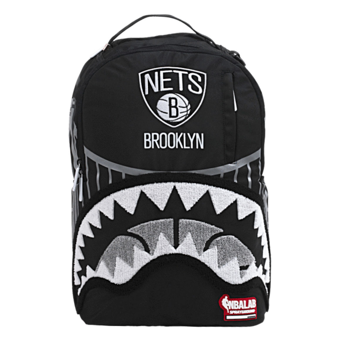 Sprayground Brooklyn Nets Bridge Backpack