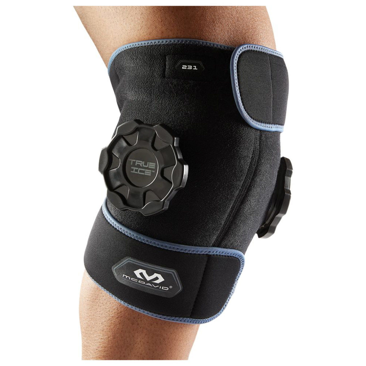 McDavid True Ice Therapy Knee Wrap