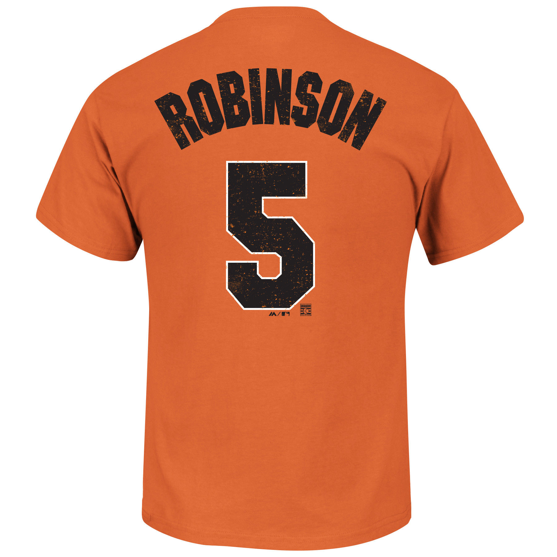 Baltimore Orioles Brooks Robinson Adult Cooperstown Collection Name & Number T-Shirt