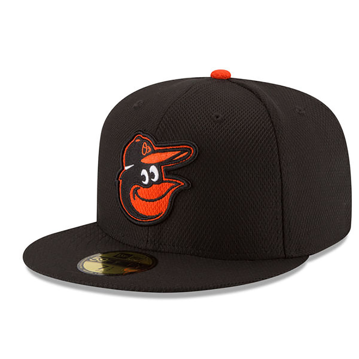 Baltimore Orioles Adult New Era 59FIFTY Fitted Hat-Road