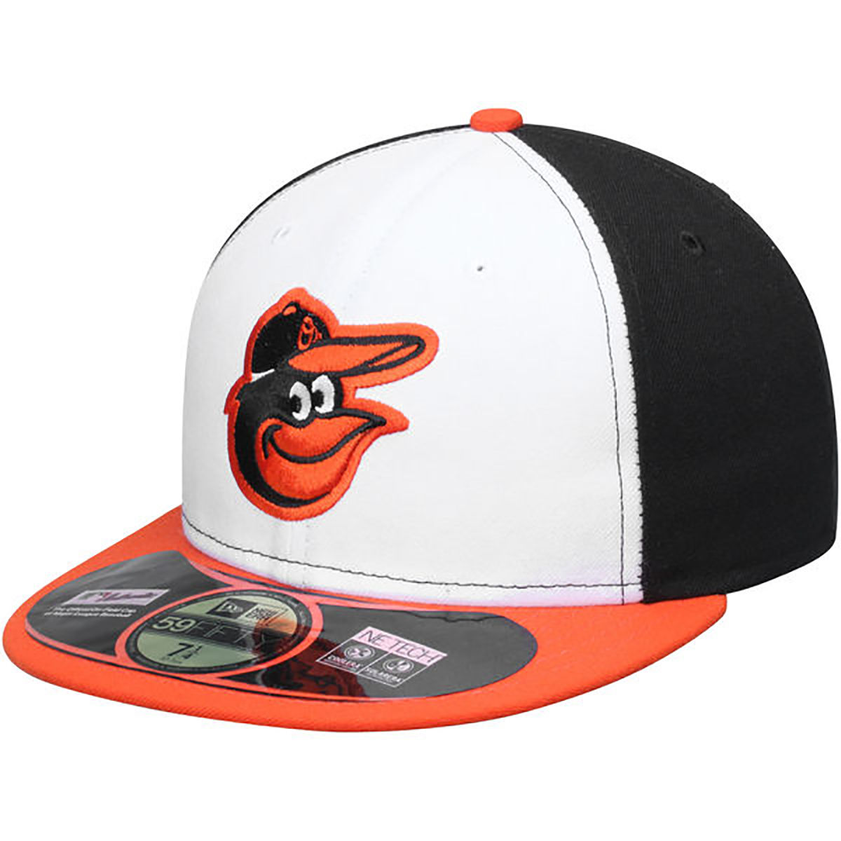 Baltimore Orioles Adult New Era 59FIFTY Fitted Hat-Home