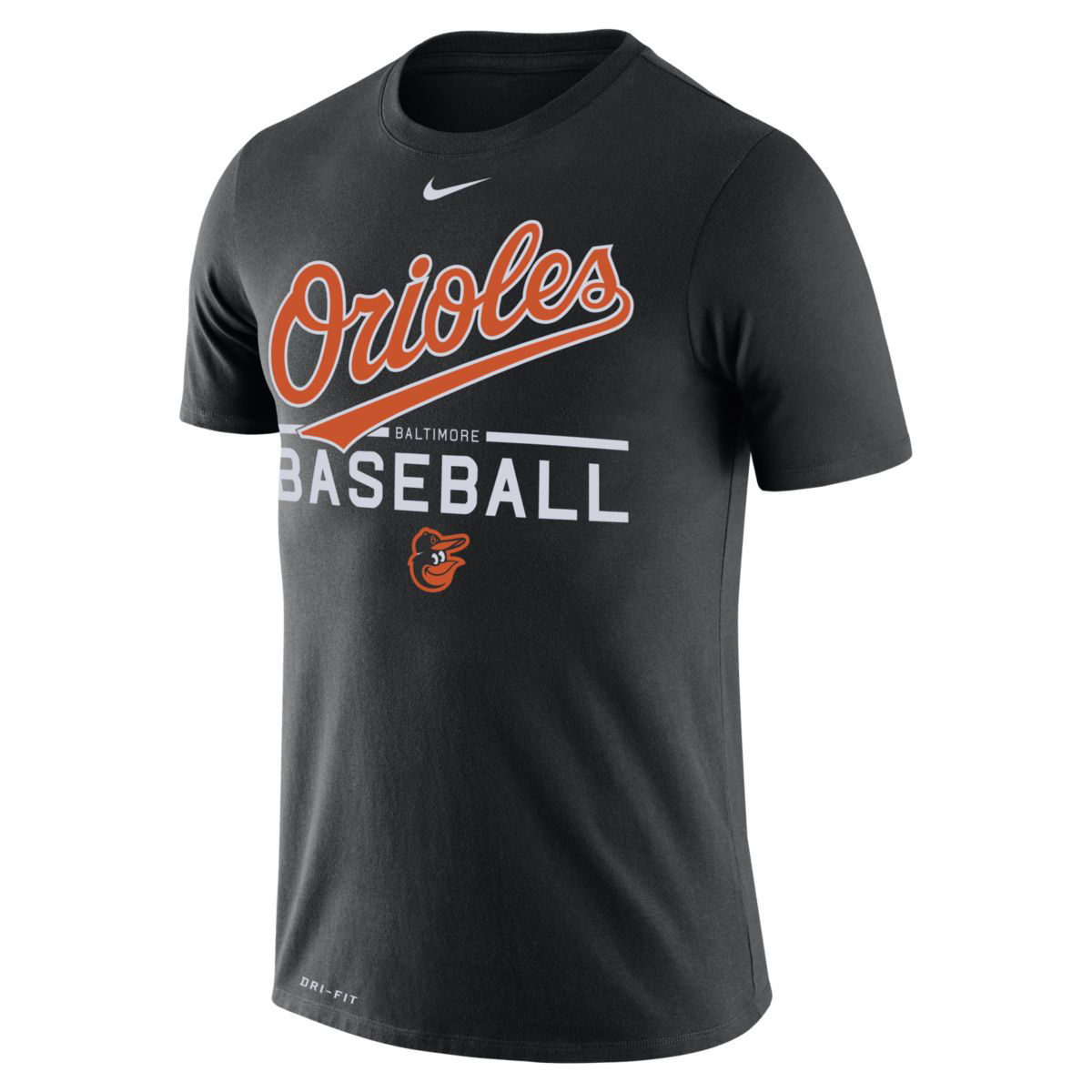 Baltimore Orioles Adult Practice T-Shirt
