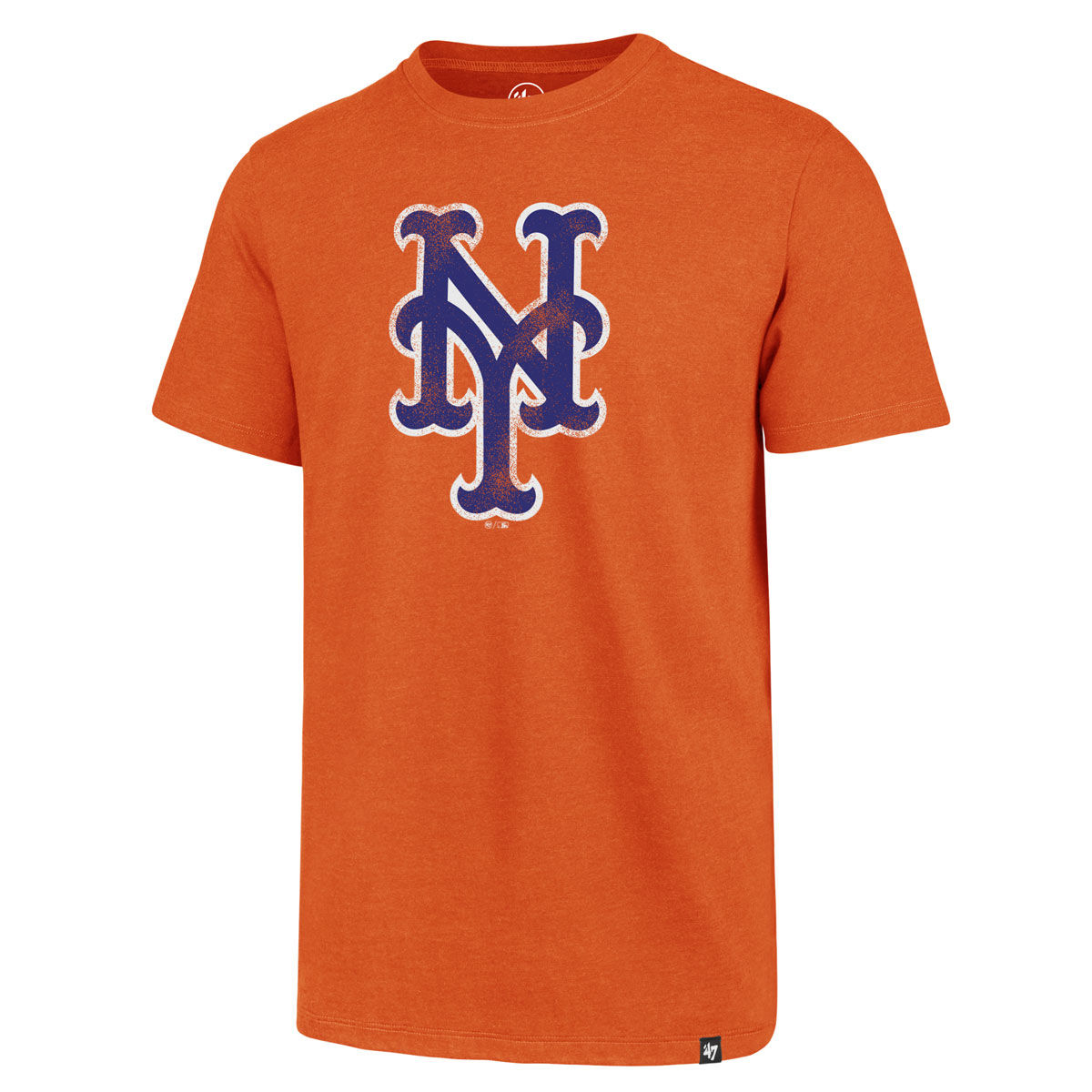 New York Mets Adult Big Logo T-Shirt