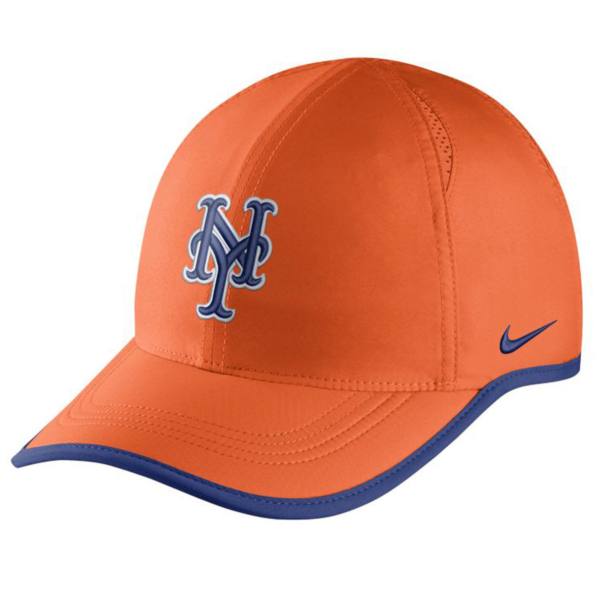 New York Mets Adult Featherlight Hat