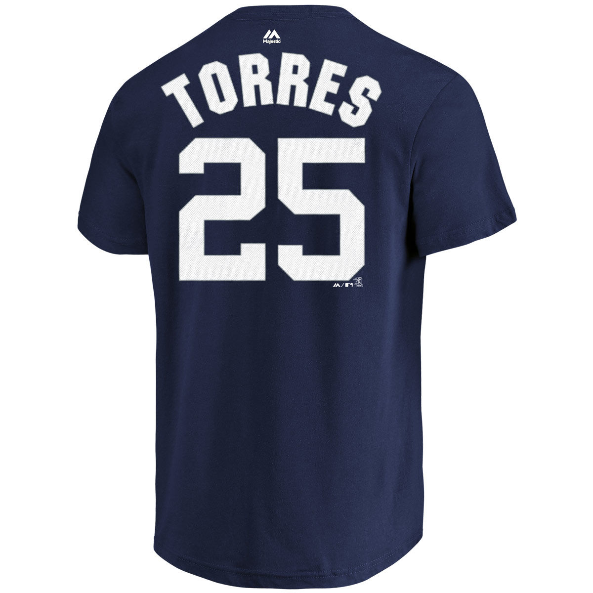 New York Yankees Adult Gleyber Torres Name & Number T-Shirt