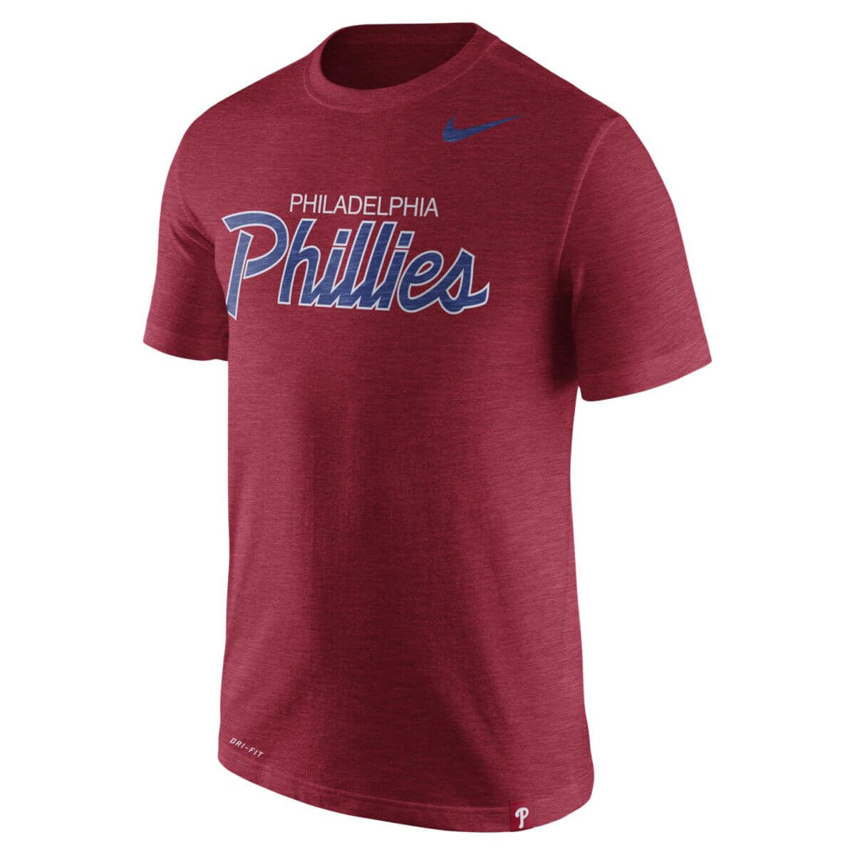 Philadelphia Phillies Adult Script T-Shirt