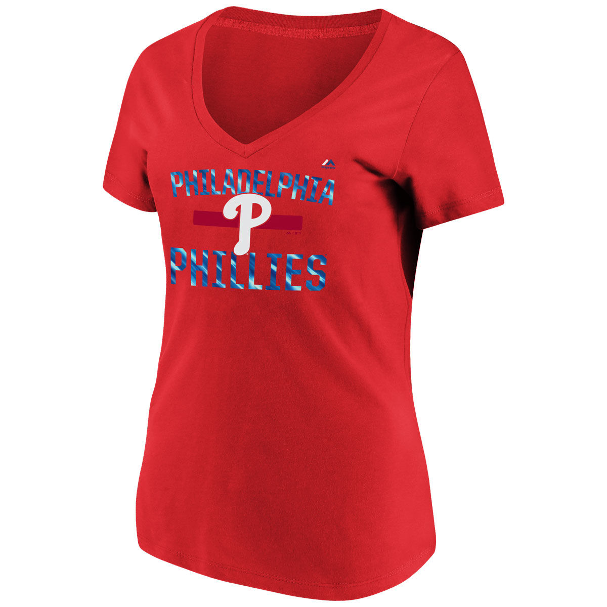 Philadelphia Phillies Womens 2018 Relentless Attack T-Shirt