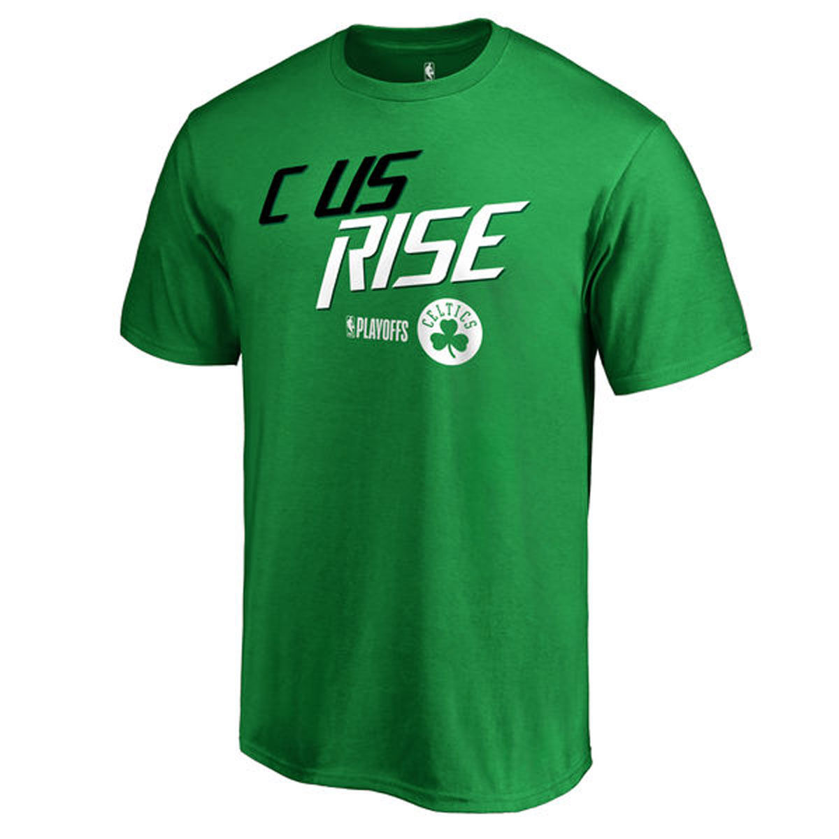 Boston Celtics Adult Tip Off T-Shirt
