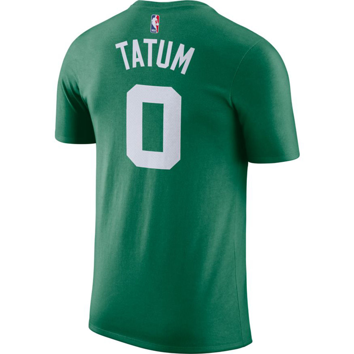 Boston Celtics Adult Jayson Tatum Name & Number T-Shirt