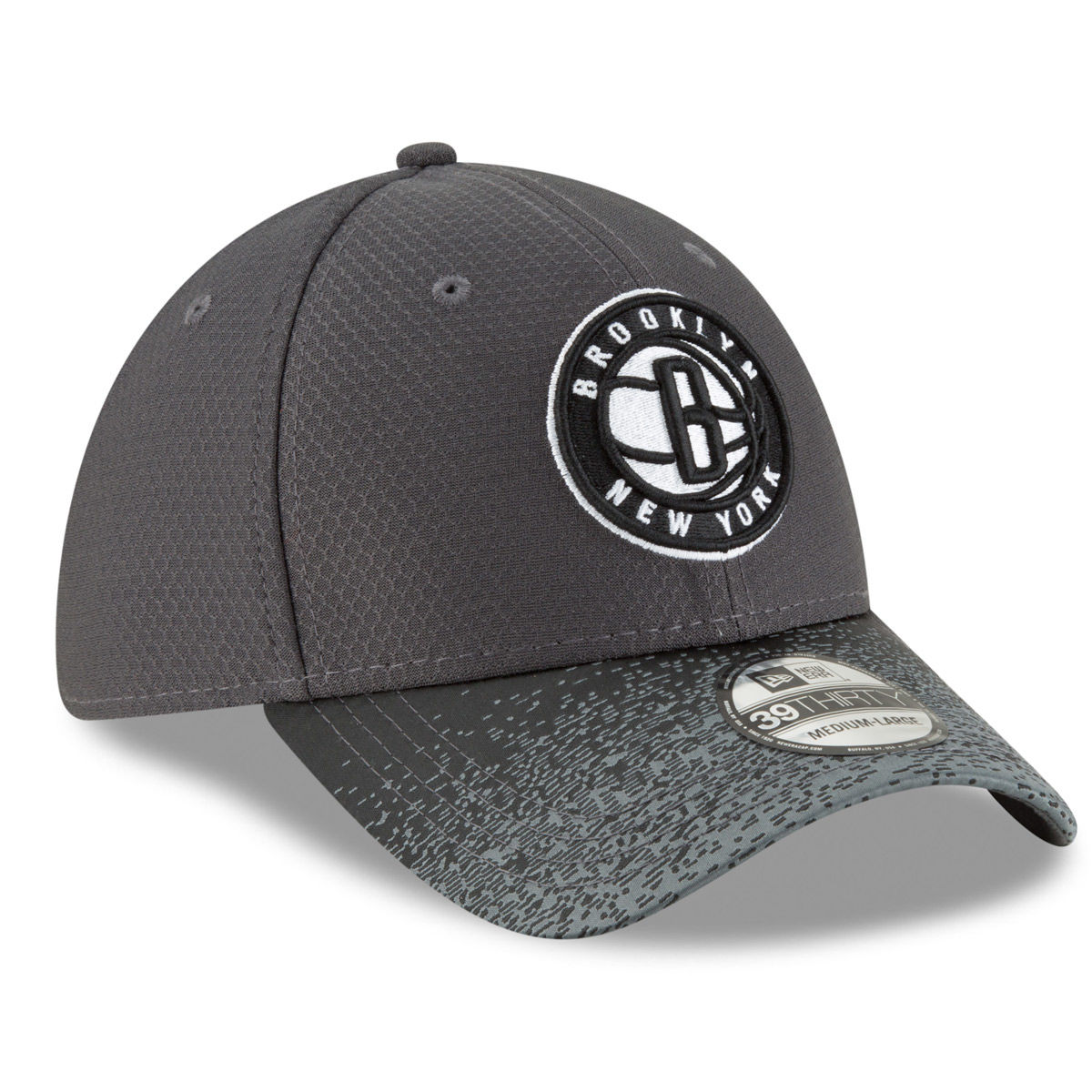 Brooklyn Nets Adult 2018 39THIRTY Hat