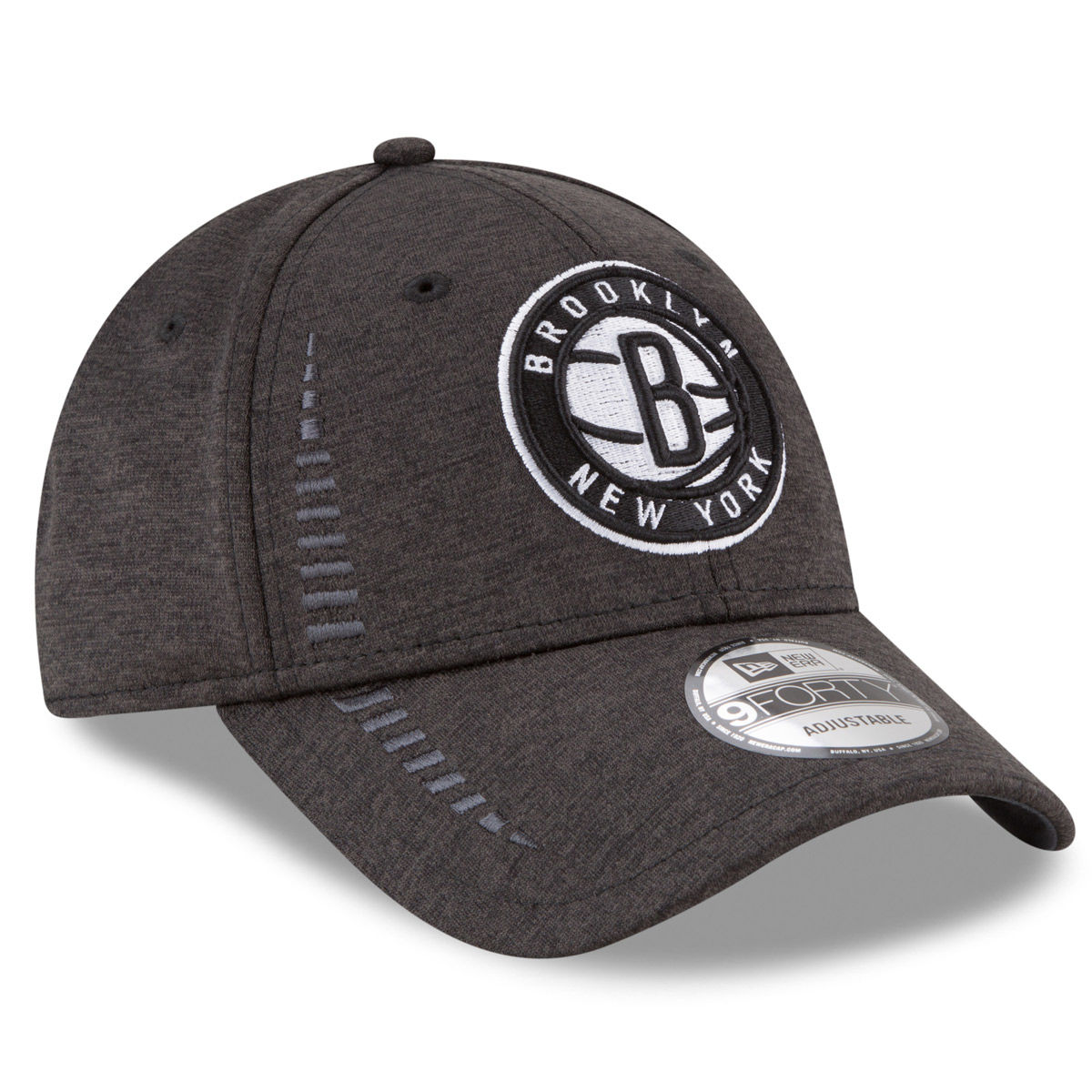 Brooklyn Nets Adult Speed 9FORTY Adjustable Hat