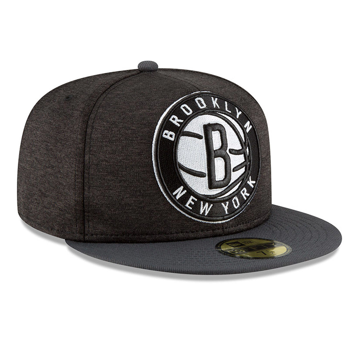 Brooklyn Nets Adult 59FIFTY Fitted Hat