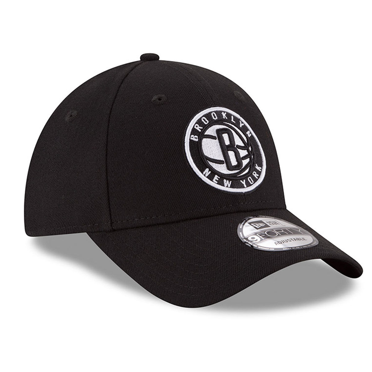 Brooklyn Nets Jr 9FORTY Adjustable Hat