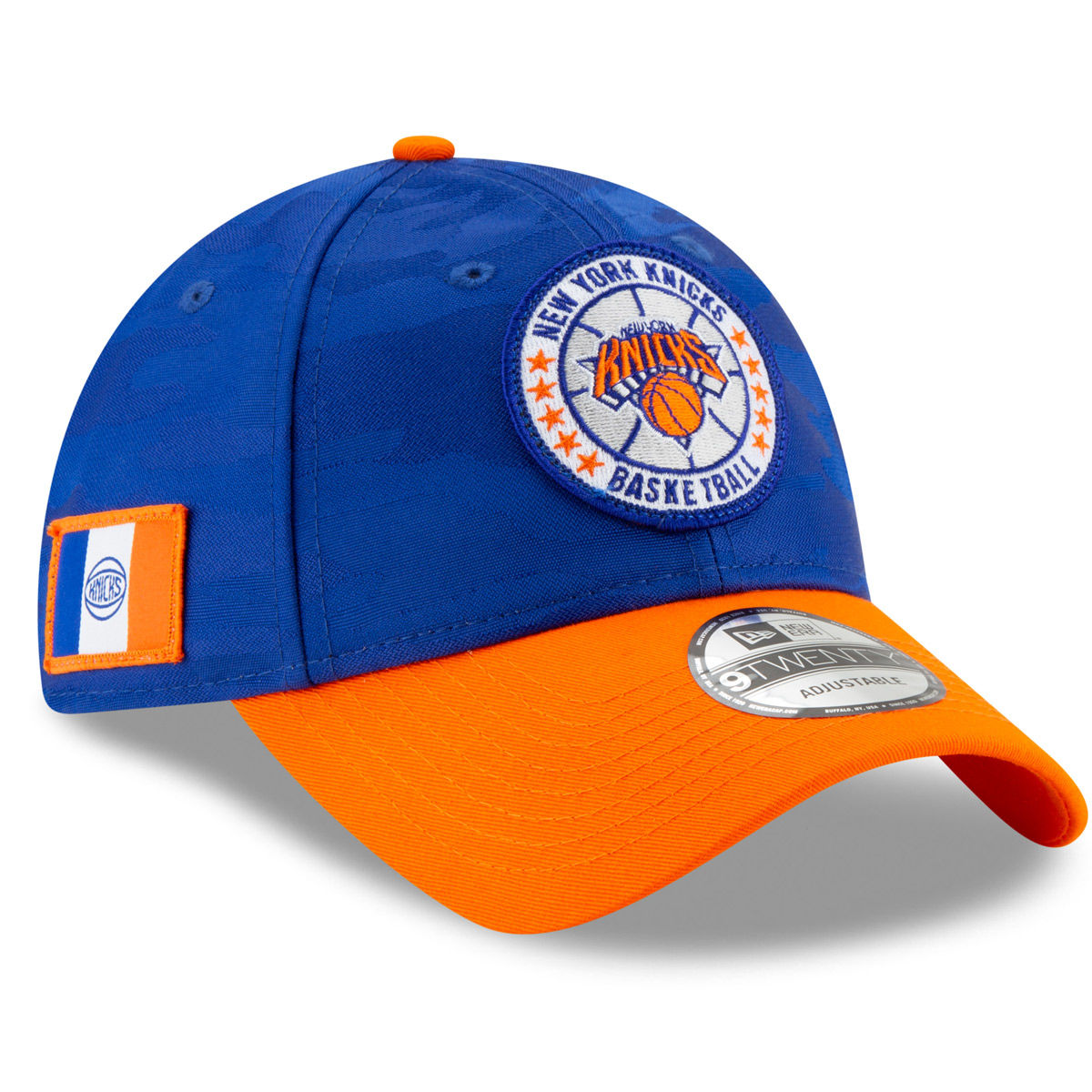 New York Knicks Adult 9TWENTY Tip Off Hat