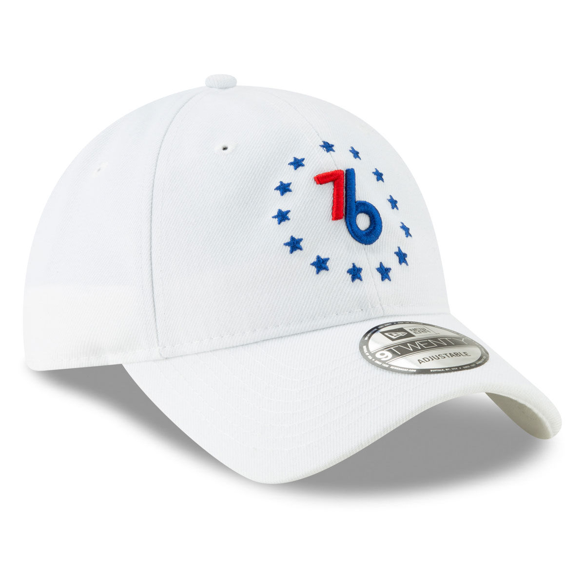Philadelphia 76ers Adult 9TWENTY Adjustable Hat