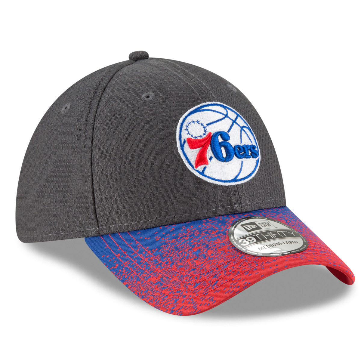 Philadelphia 76ers Adult 2018 39THIRTY Hat