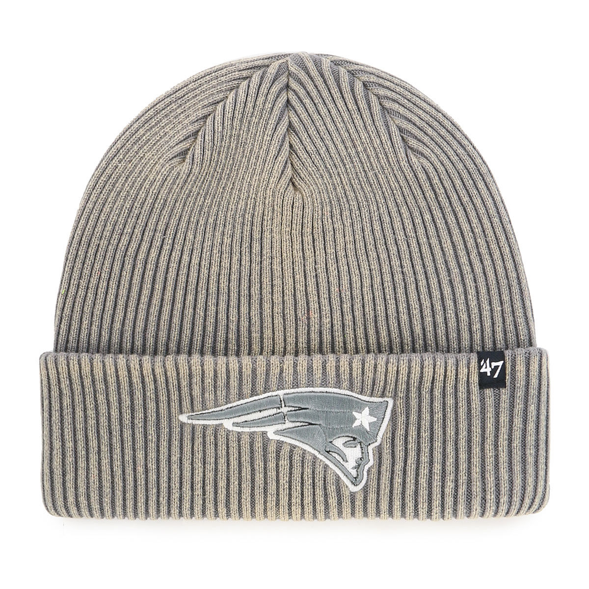 New England Patriots Adult 2018 Northwood Cuff Knit Hat