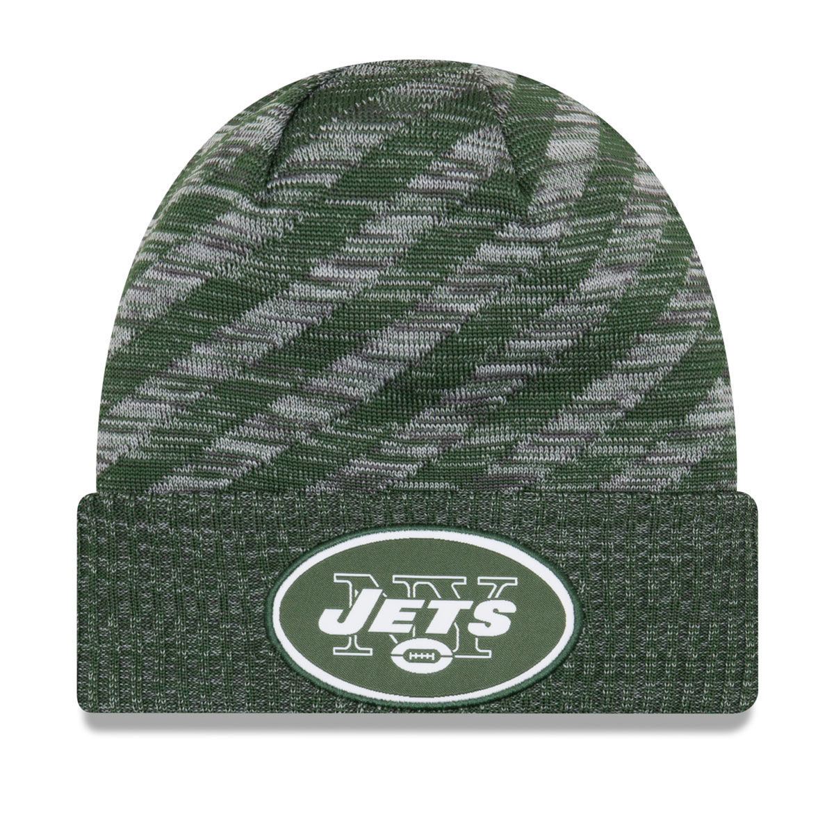 New York Jets Adult 2018 Sideline Cold Weather Knit Hat
