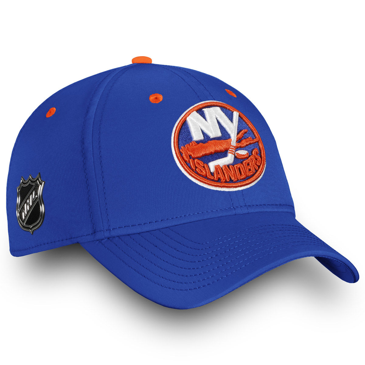 New York Islanders Authentic Pro Rinkside Flex Fitted Hat